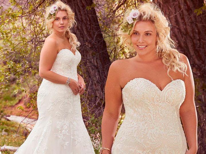 Tmx 1500671476852 Rosamund Coralville, IA wedding dress