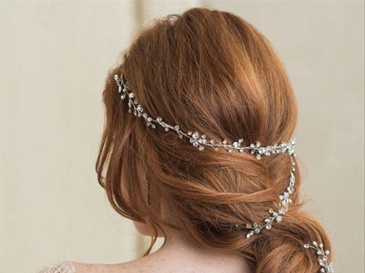 Tmx Bel Aire Bridal 6754 Hair Vine 51 734201 1567178548 Coralville, IA wedding dress