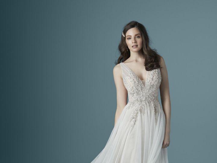 Tmx High Maggie Sottero Meletta 20ms318 Main Uncropped 51 734201 160123749255338 Coralville, IA wedding dress