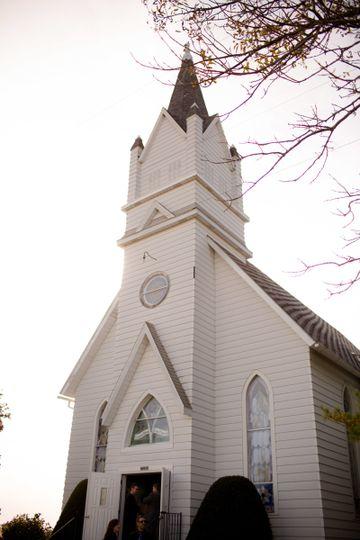 mamre church tall