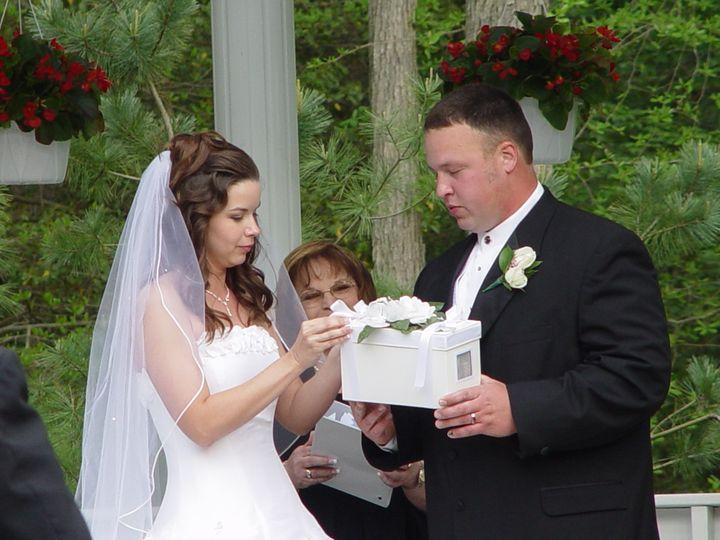Tmx Crystal Spears Wedding 5 12 07 012 51 1884201 1568916989 Williamstown, NJ wedding officiant