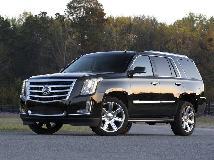 Tmx 1441988034909 2015 Cadillac Escalade100462763h Plymouth, MI wedding transportation