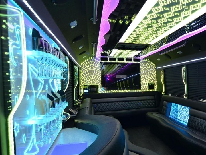 Tmx 1441988053020 182142015 Freightliner 37psgr Party Bus With Lav 1 Plymouth, MI wedding transportation