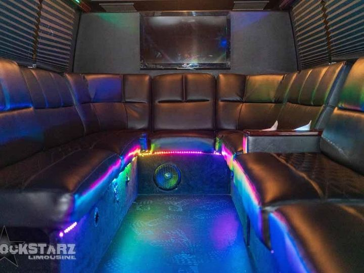 Tmx Ann Arbor Bandit Party Bus 51 715201 157858349059817 Plymouth, MI wedding transportation