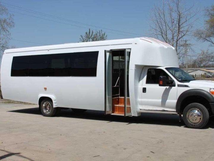 Tmx Ann Arbor Party Bus Rental Playpen 51 715201 157858381341601 Plymouth, MI wedding transportation