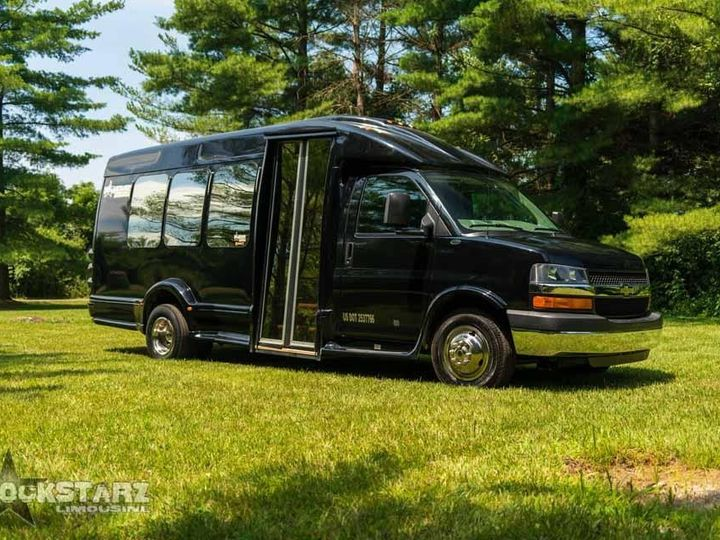 Tmx Bandit Party Bus Service Ann Arbor 51 715201 157858348387220 Plymouth, MI wedding transportation