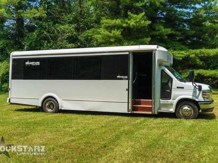 Tmx Kingpin Party Bus Service 51 715201 157858367728812 Plymouth, MI wedding transportation
