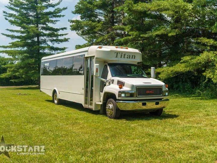 Tmx Titan Party Bus Reservation 51 715201 157858384441280 Plymouth, MI wedding transportation