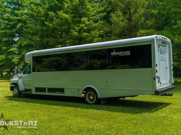 Tmx Titan Wedding Party Bus 51 715201 157858384185054 Plymouth, MI wedding transportation