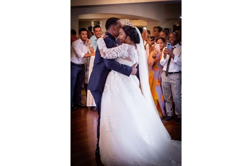 First married dance