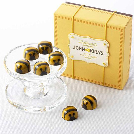 John & kira bees
