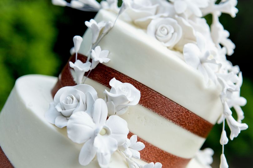 Bredenbecks Bakery Wedding Cake Philadelphia PA WeddingWire