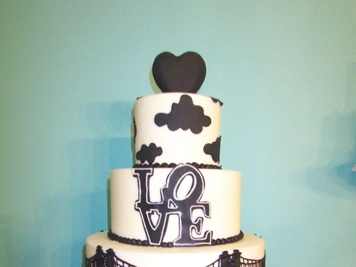 Tmx 1342193442918 Adelphian Philadelphia, Pennsylvania wedding cake