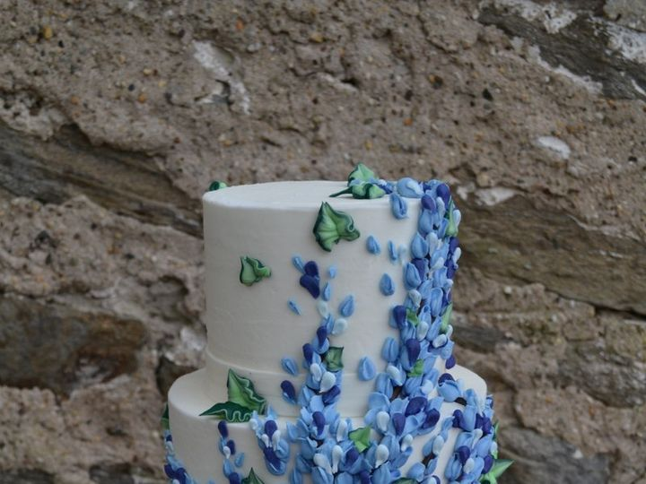 Tmx 1363368379489 LavendarWisp Philadelphia, Pennsylvania wedding cake