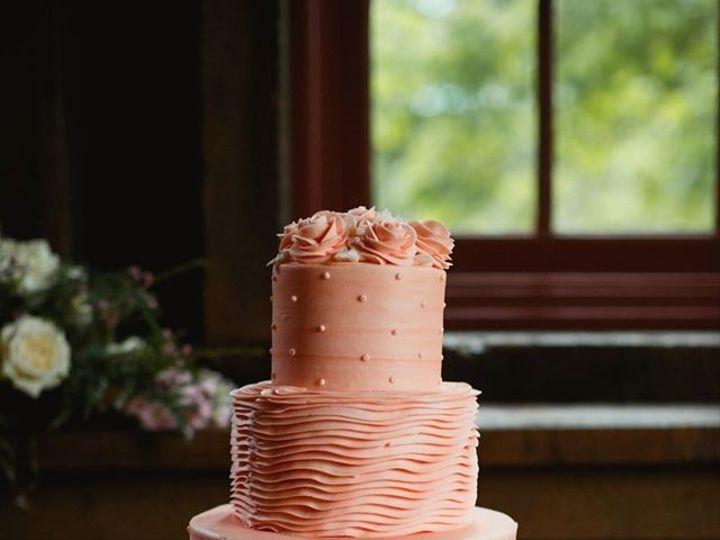 Tmx 1500563556578 13522878101543078308195491447375230504997919o Philadelphia, Pennsylvania wedding cake