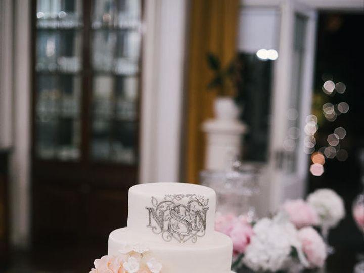 Tmx 1500563849050 Monogram Philadelphia, Pennsylvania wedding cake