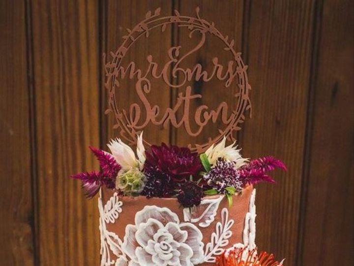 Tmx 1518638325 3e47bb5a459f626e 1518638324 C1a0d0140d0cb5ff 1518638324038 1 800x800 Bredenbeck Philadelphia, Pennsylvania wedding cake