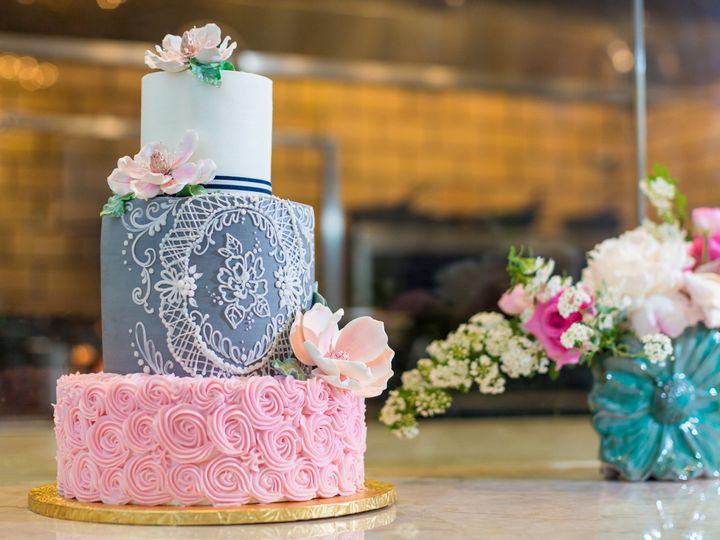 Tmx 1529764404 Ff1097264f64ad64 1529764402 B90bdf2b8290de44 1529764403947 1 Aqimero Ritz Carlt Philadelphia, Pennsylvania wedding cake