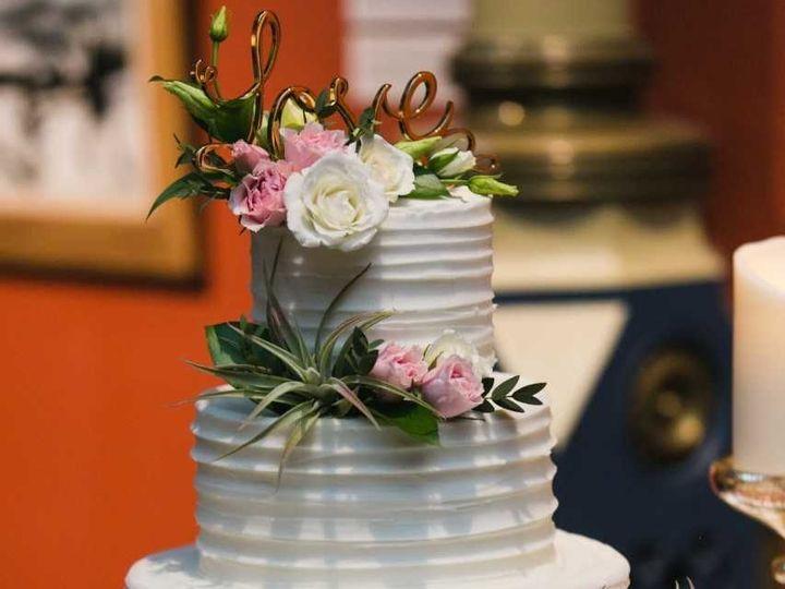 Tmx 1531317572 9685d0f0b689ced7 1531317570 1edfb02adcb7368e 1531317573343 2 Jenni And Joe Philadelphia, Pennsylvania wedding cake