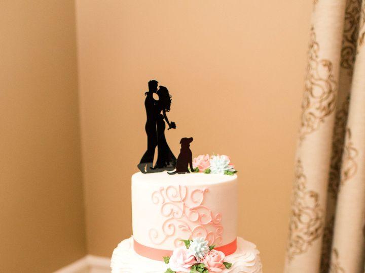 Tmx 1533743239 A30d793b457643da 1533743237 089da5cc1564bfb7 1533743267934 1 Bowen NekoueiWeddi Philadelphia, Pennsylvania wedding cake