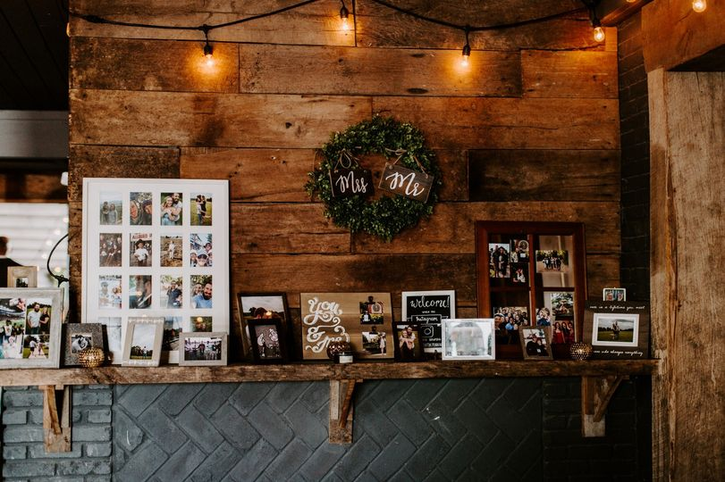 Guest Book Area