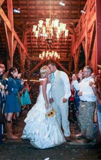 Ivana and Peyton's wonderful wedding