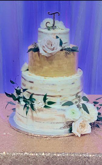 Wedding cake 3/23/19