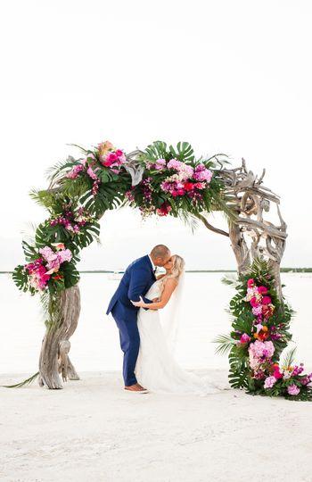 Wedding at Largo Resort FL