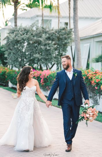 Wedding at Sunset Key Key West
