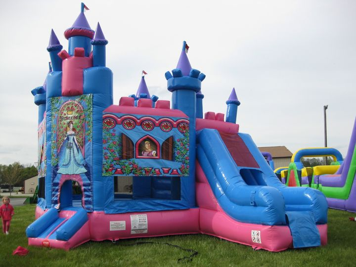 Tmx 1458412454166 Princess Castle Bh Zionsville wedding rental