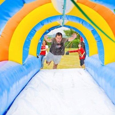 Tmx 1458412463988 Rainbow Slip  Slide Zionsville wedding rental