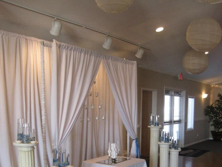 Tmx 1458413688714 Ballroom   Ceremony 5 Zionsville wedding rental
