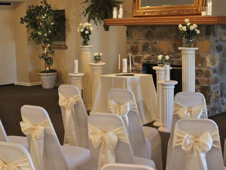 Tmx 1458413708756 Arabian Room   Ceremony 2 Zionsville wedding rental
