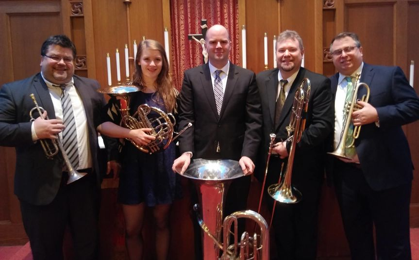 The Baltimore Brass Quintet