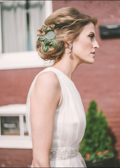 Sample look | Photo credit: Barbara O Photography