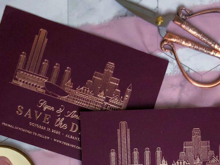 Tmx 04 29 2 Custom Downeysavethedate 51 1979201 159519411651344 Fort Lauderdale, FL wedding invitation