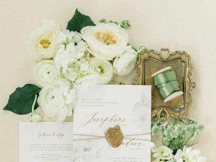 Tmx 107832089 915818815603018 1376123311187076604 N 51 1979201 159519427653582 Fort Lauderdale, FL wedding invitation