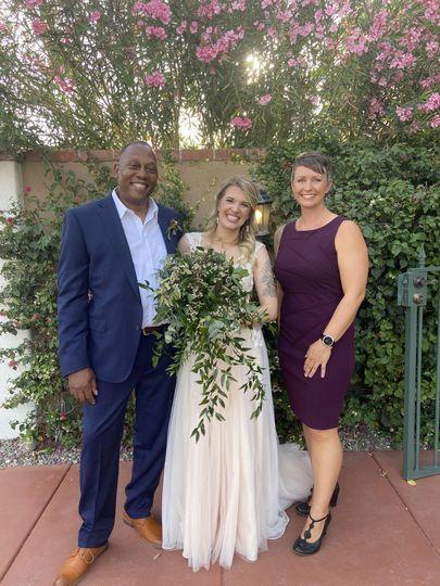 Stillwell House wedding