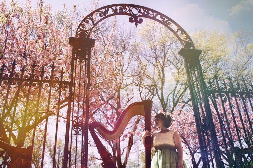harp outsid