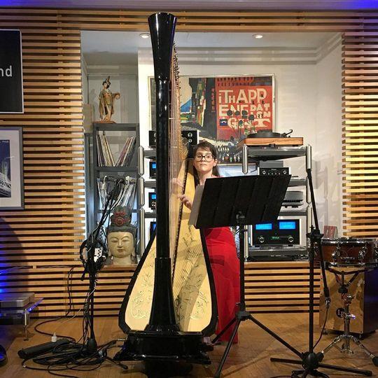 Lindy Harp Recital