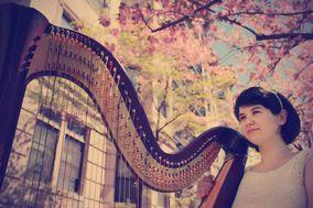 Harpist, Olivia Fortunato