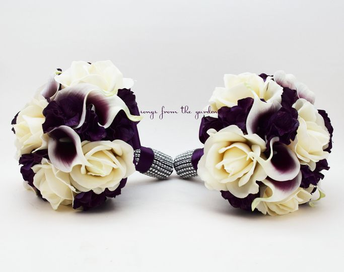 purplebridesmaids