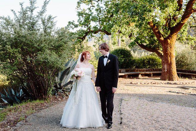 san francisco theological seminary wedding photos