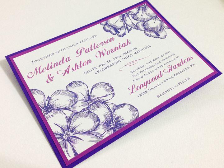 Tmx 1425948340408 Purpl2 Baltimore wedding invitation