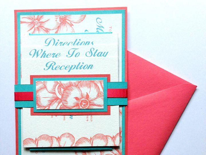 Tmx 1425948351911 Img1548 Baltimore wedding invitation