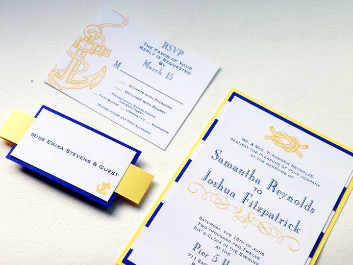 Tmx 1425948548004 Img2791 Baltimore wedding invitation