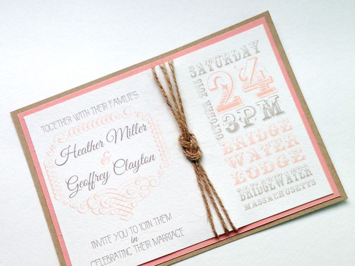 Tmx 1425948650762 Img2731 Baltimore wedding invitation
