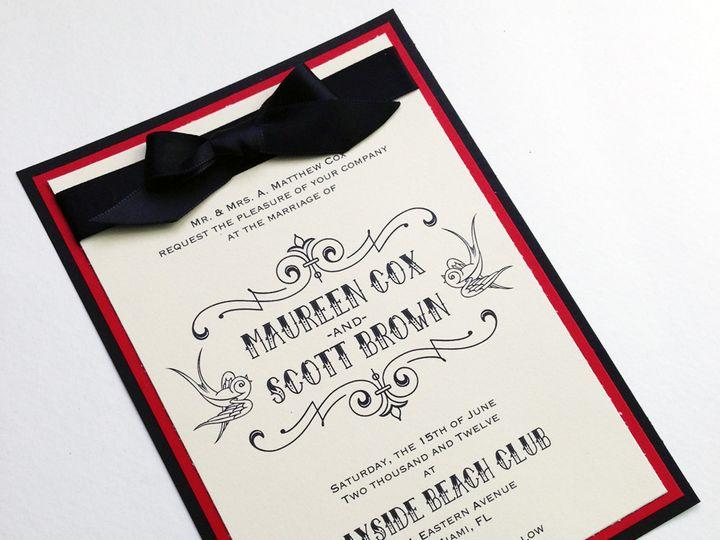 Tmx 1425948832629 Img2925 Baltimore wedding invitation