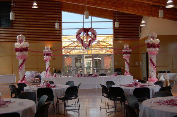WeddingPinkHeartsCanopy