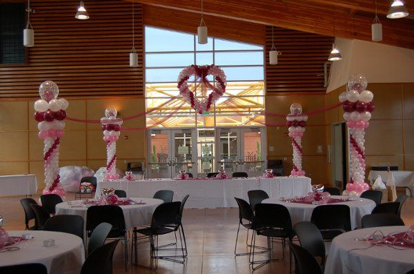 Tmx 1218165109391 WeddingPinkHeartsCanopy University Place wedding eventproduction